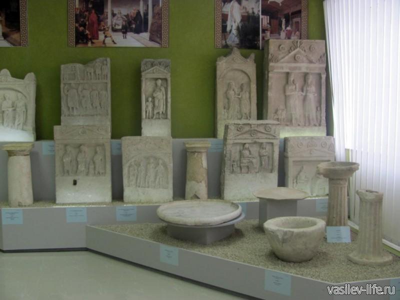 Музей античности «Лапидарий»