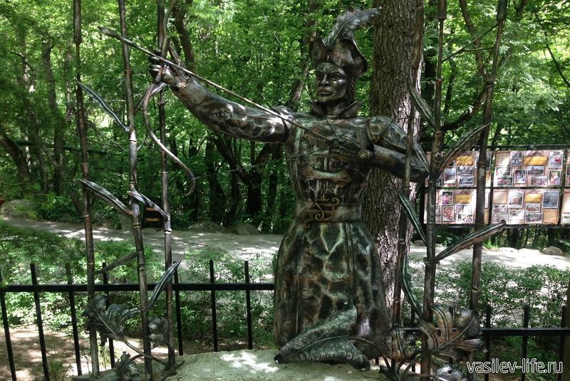 «Поляна сказок» в Ялте