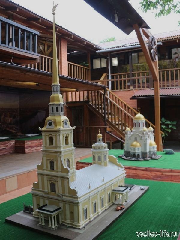 «Россия в миниатюре в Судаке