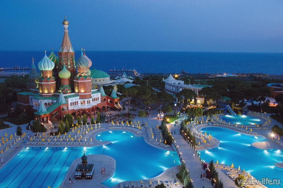 «Asteria Kremlin Palace», Анталья
