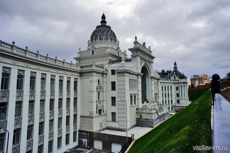 «Dvorets Zemledel'tsev»