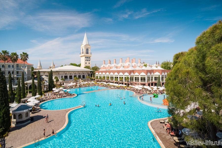 «Swandor Hotels & Resort Topkapi Palace»