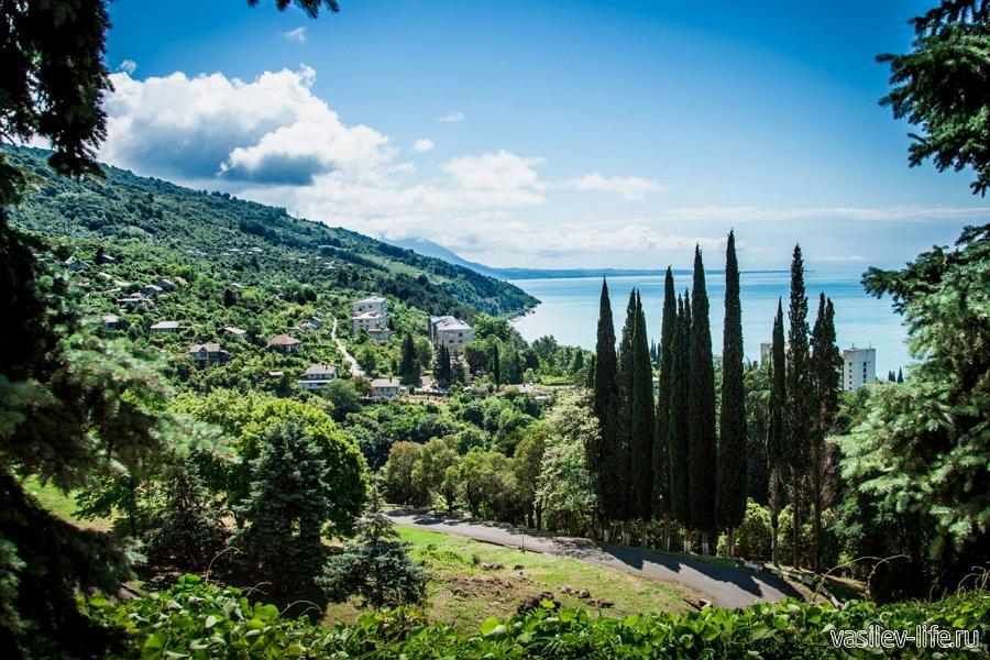 Абхазия летом