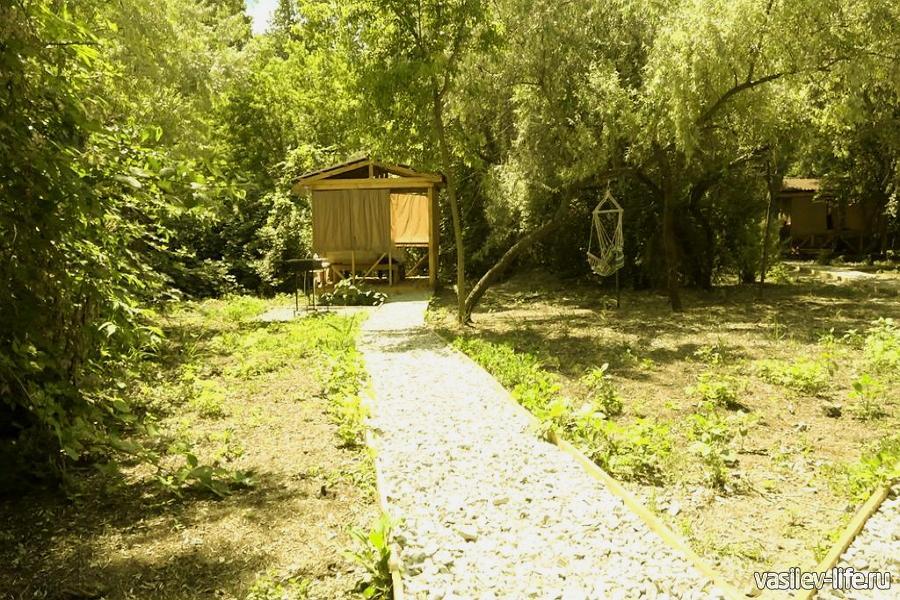 Автокемпинг «Сказочный лес» в Анапе