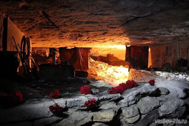 Аджимушкайские каменоломни 10