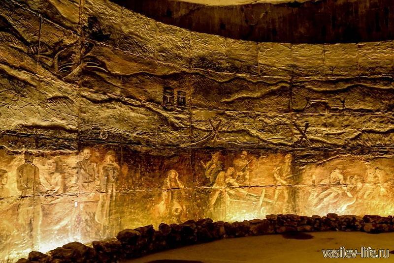 Аджимушкайские каменоломни 8
