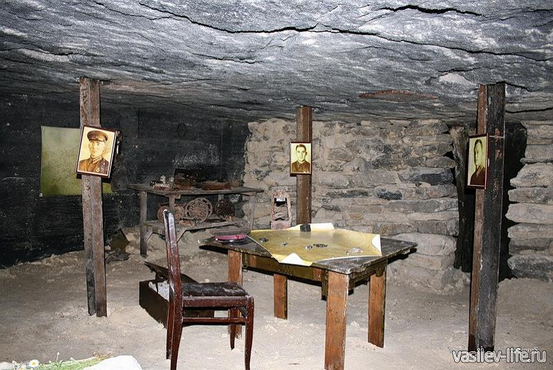 Аджимушкайские каменоломни 9
