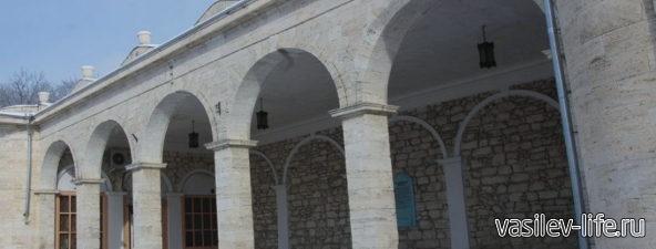 Академическая (Елизаветинская) галерея в Пятигорске (