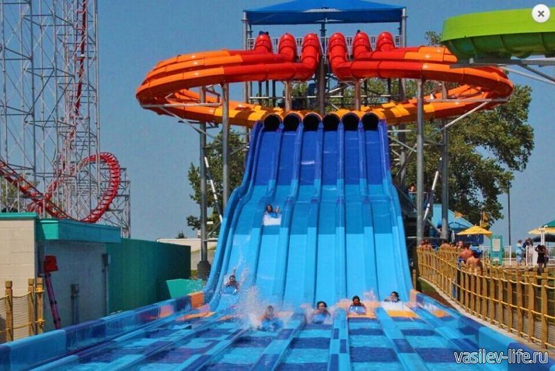 Аквапарк «Атлантида» в Ялте