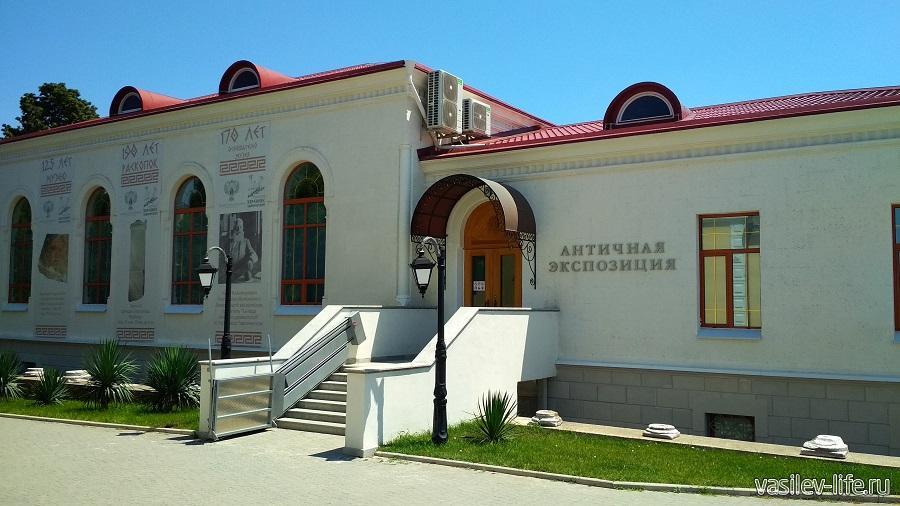 Античная экспозиция