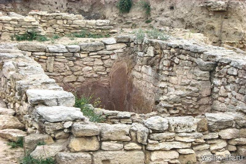 Античное городище Тиритака6