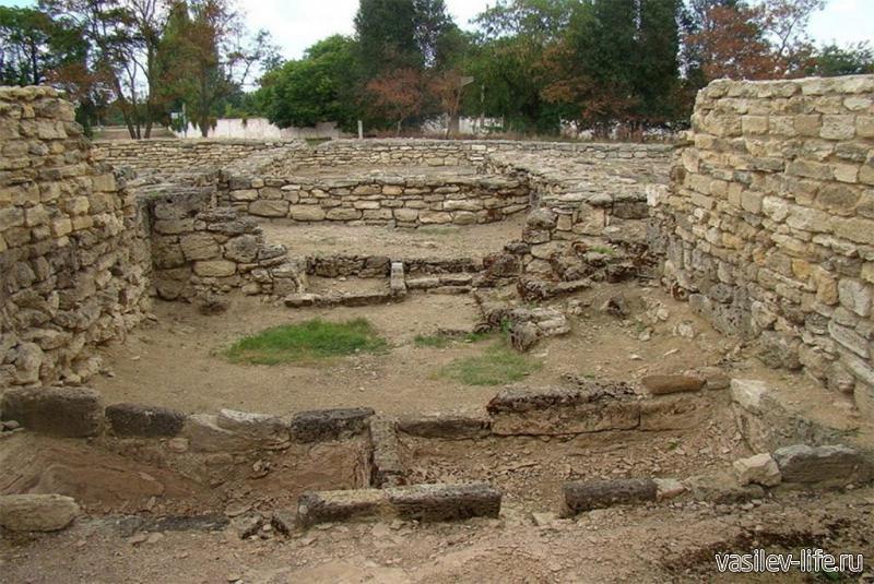Античное городище Тиритака7