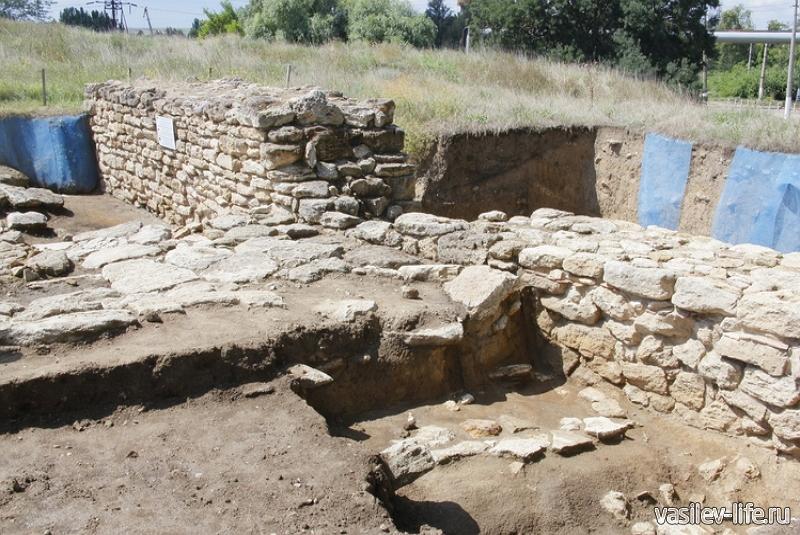 Античное городище Тиритака8