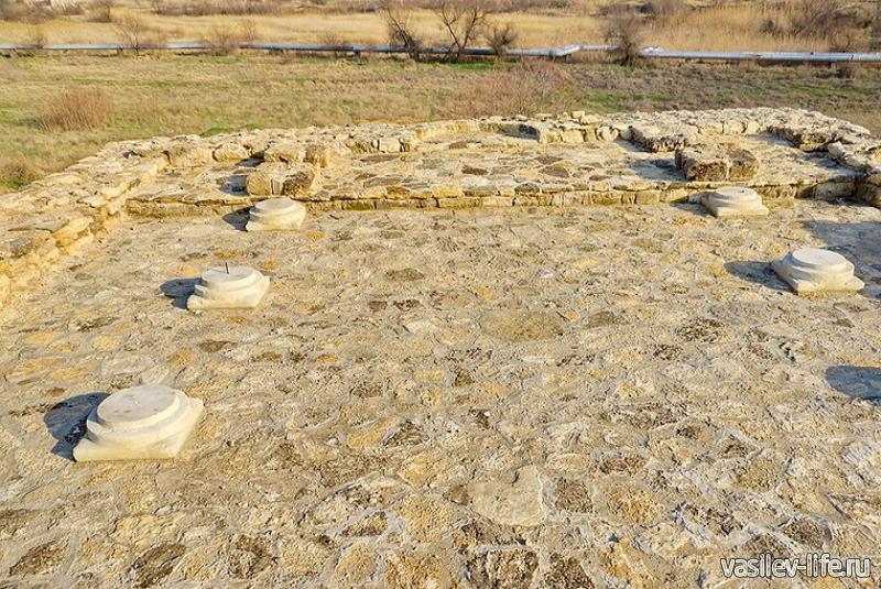 Античное городище Тиритака9