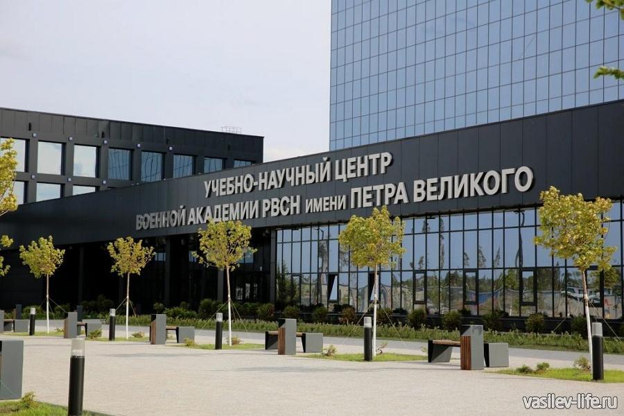 Апартаменты «Академия РВСН», Балашиха