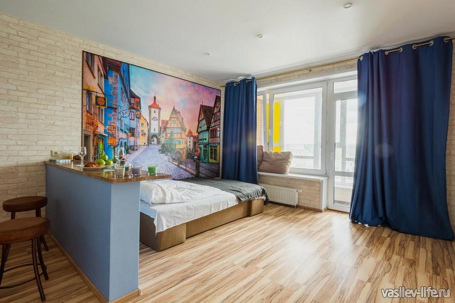 Апартаменты «Белый крокус», Красногорск