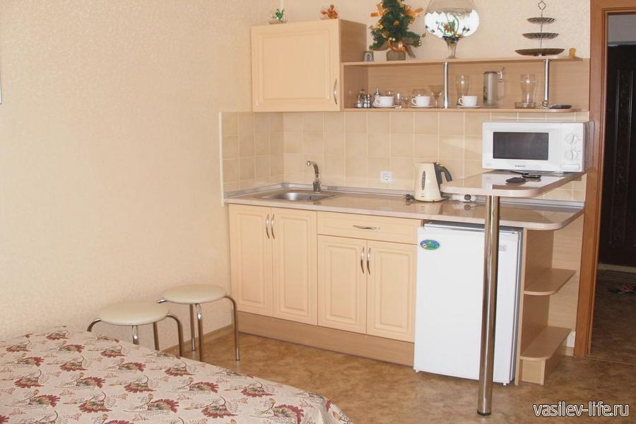 Апартаменты «В Любимовке»