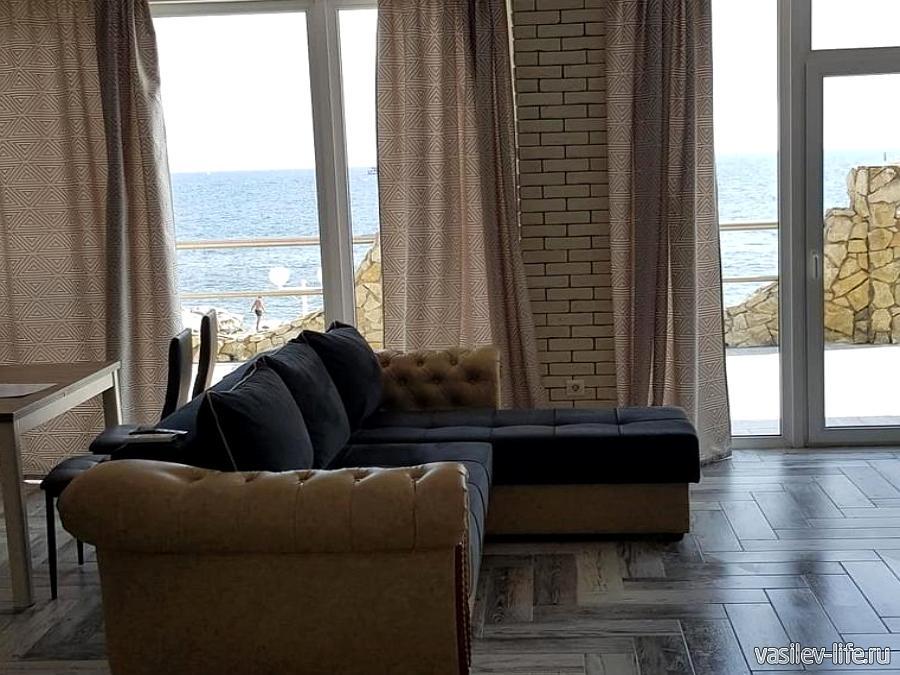 Апартаменты «Море», Гленджик