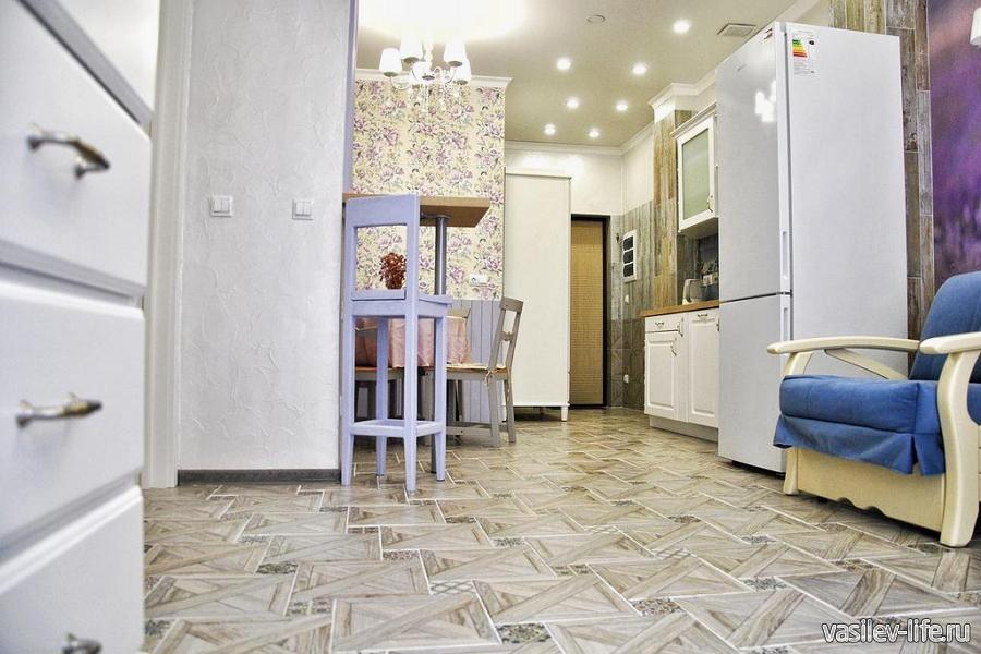 Апартаменты «Французский стиль»