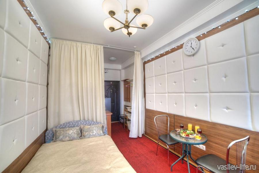Апартаменты «Victoriya & K»