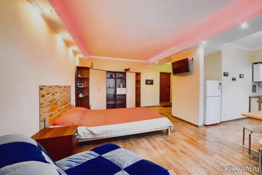 Апартаменты на Дыбенко