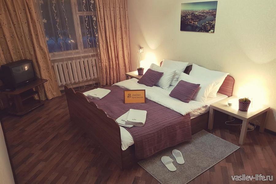 Апартаменты на Красногвардейском бульваре, Подольск