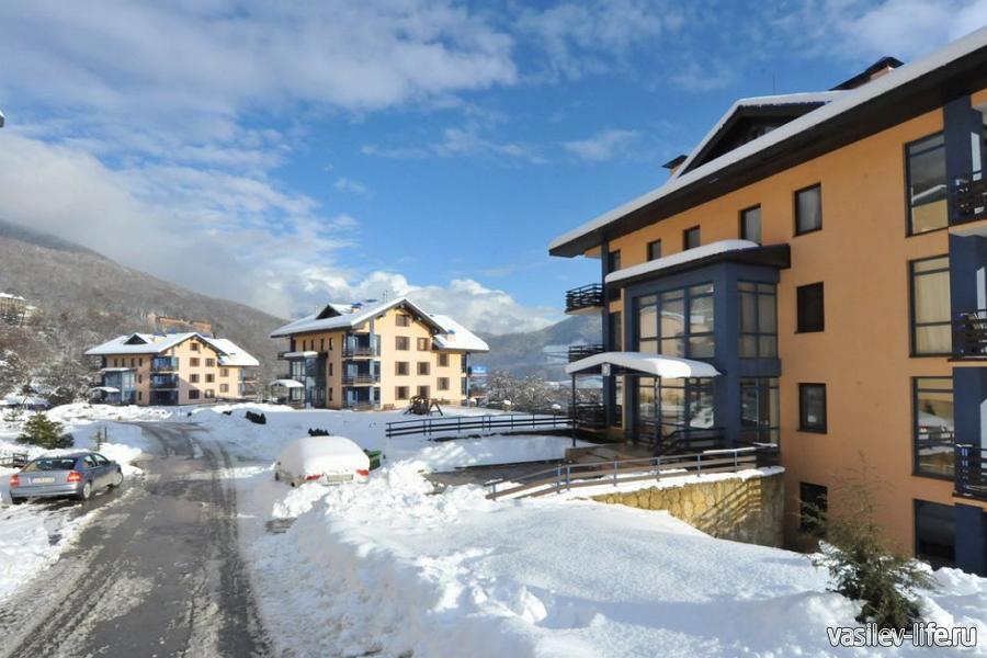 Апарт-отель «Mountain View»