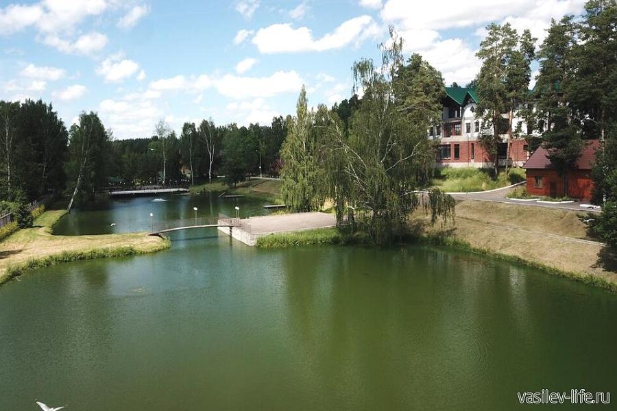 База отдыха «Лесные пруды»