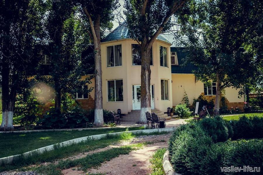 База отдыха «Росинка» в Растоуловке