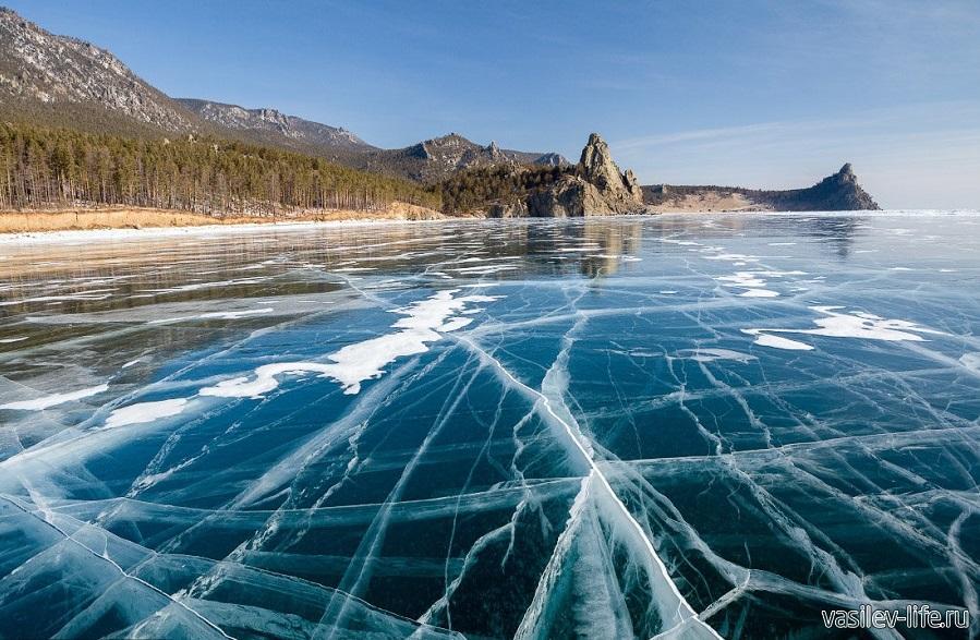 Байкал зимой 22