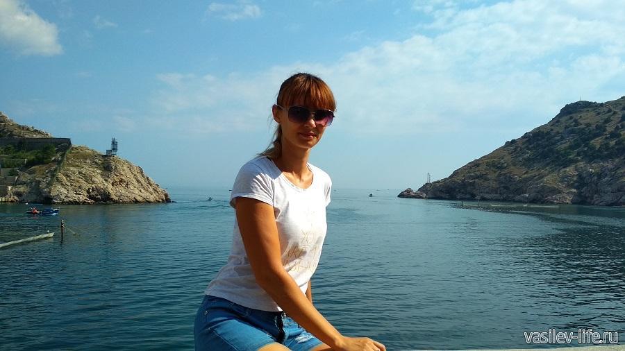Вход в Балаклавскую бухту
