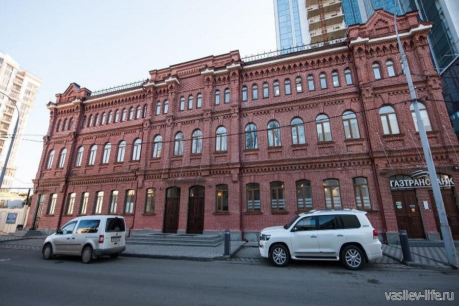 Баня купца Лихацкого в Краснодаре