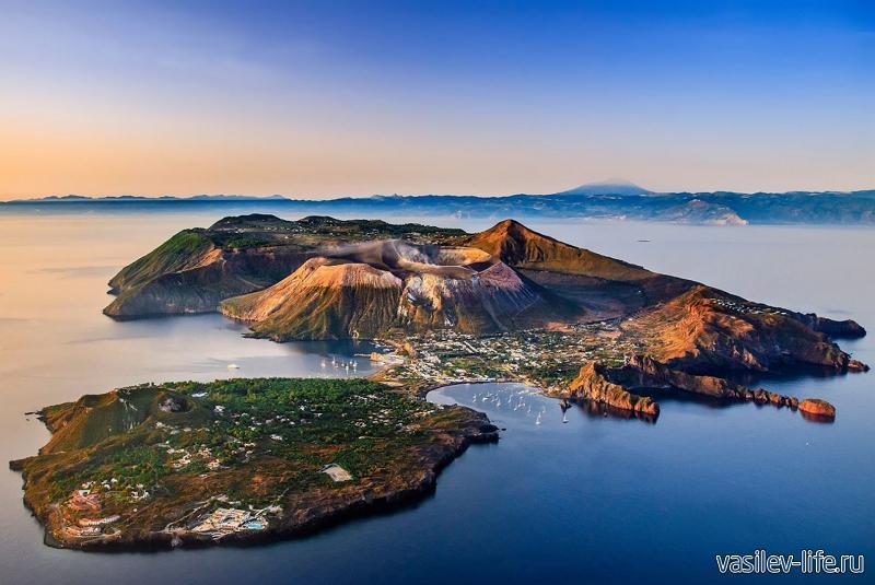Бархатный сезон на Сицилии