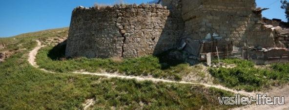 Башня Фомы, Феодосия