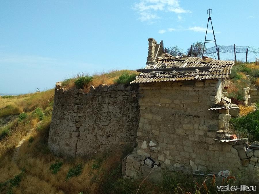 Башня Фомы в Феодосии (2)