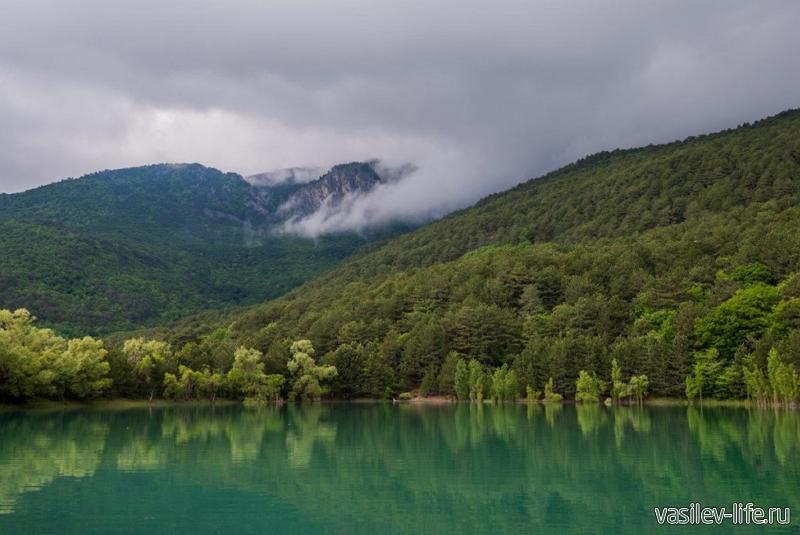 Бирюзовое озеро 4