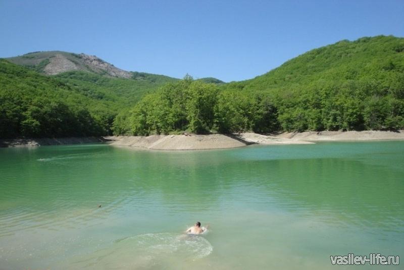Бирюзовое озеро 5