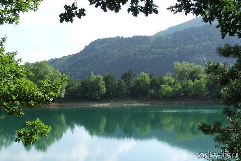 Бирюзовое озеро 6