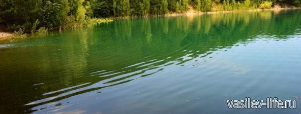 Бирюзовое озеро 7