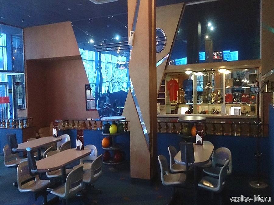 Боулинг клуб «New City» в Судаке