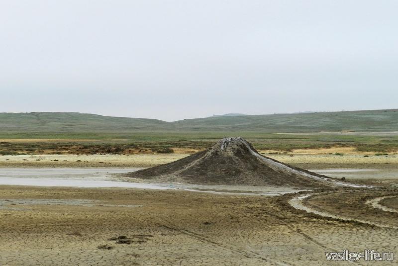 Булганакские грязевые вулканы
