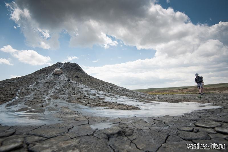 Булганакские грязевые вулканы5