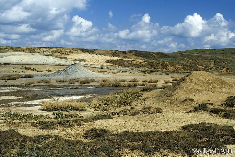 Булганакские грязевые вулканы6