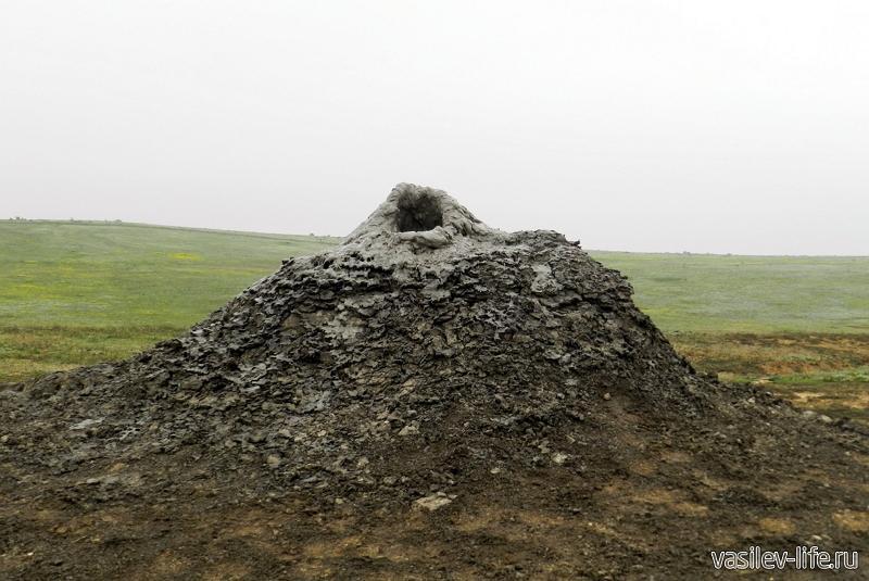 Булганакские грязевые вулканы7