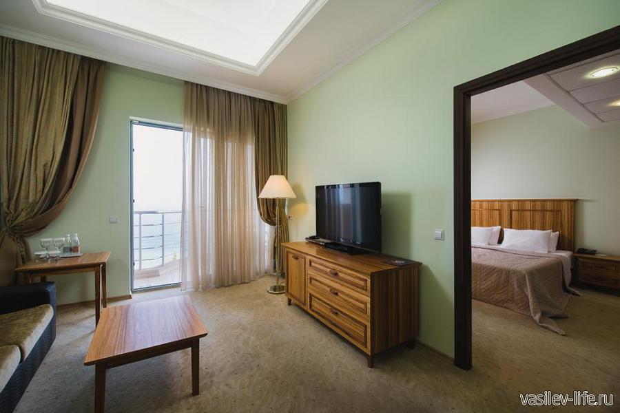 Велнесс SPA отель «Море», Алушта