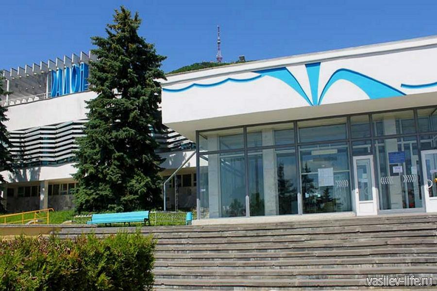 Верхняя радоновая лечебница в Пятигорске
