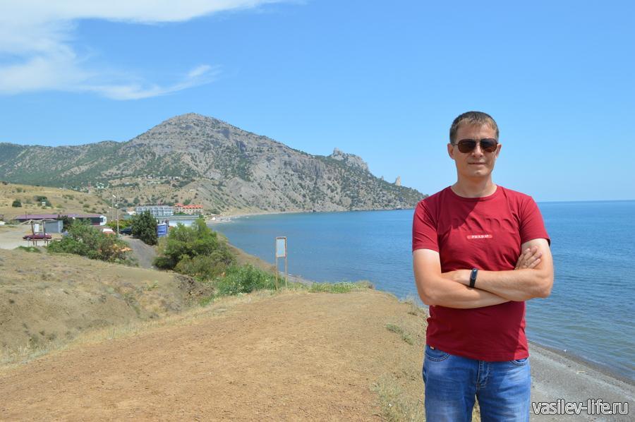 Веселовская бухта (Веселое, Крым)
