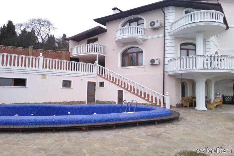 Вилла Ливадия Luxure