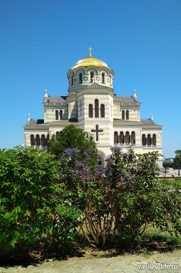 Владимирский собор в Севастополе