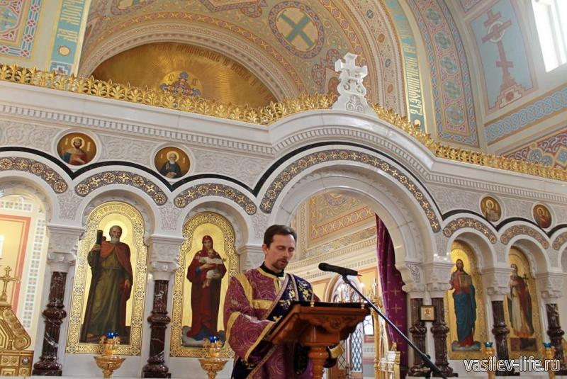 Владимирский собор в Херсонесе (внутри)3